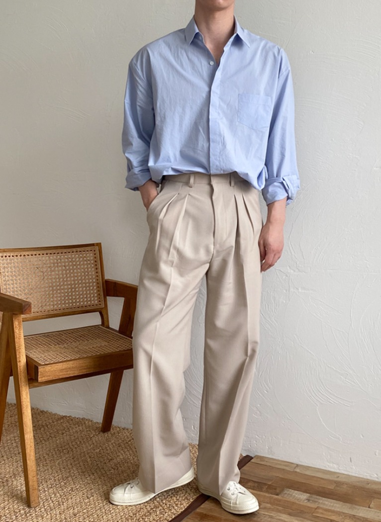 Garcons Wide Slacks(3color)