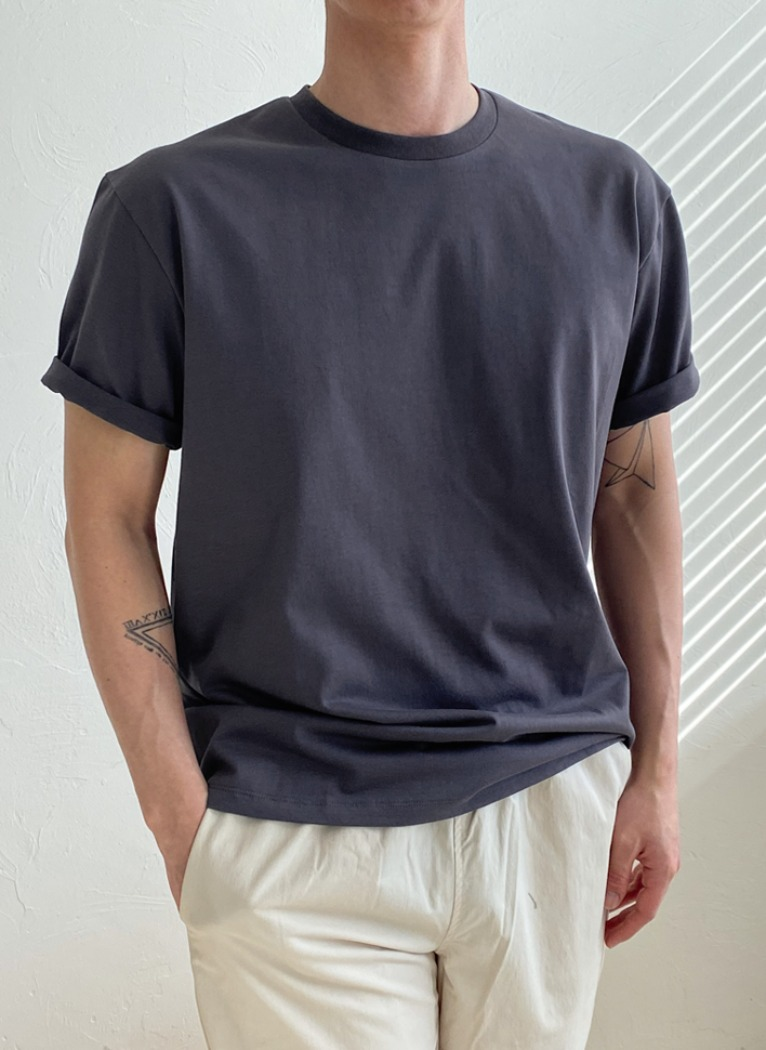 Standard Silket T-shirt(7color)