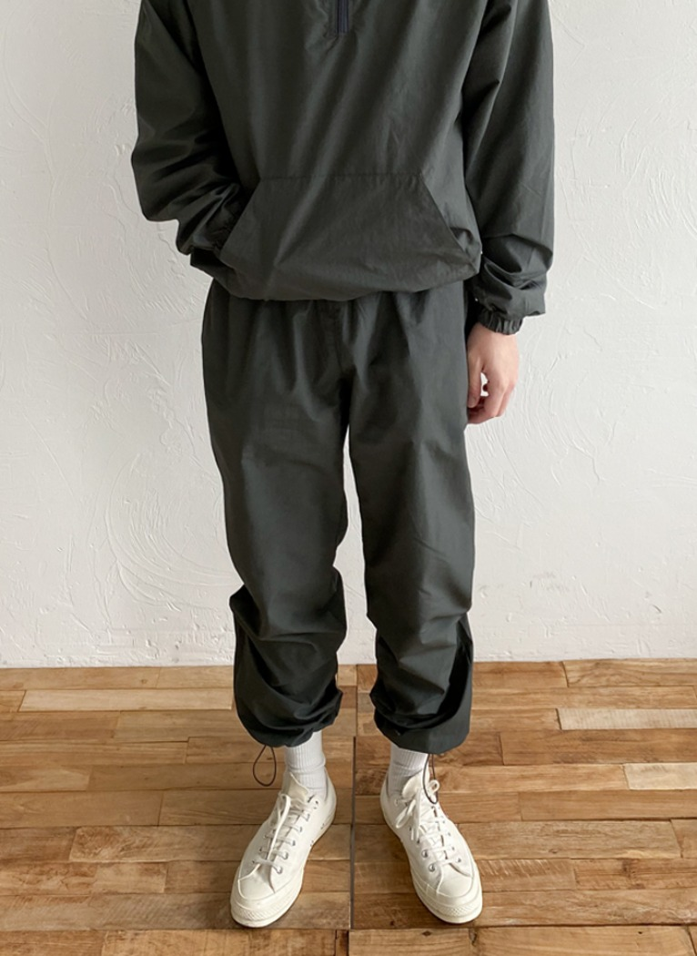 [Set-up] Pure Mesh jogger pants(4color)