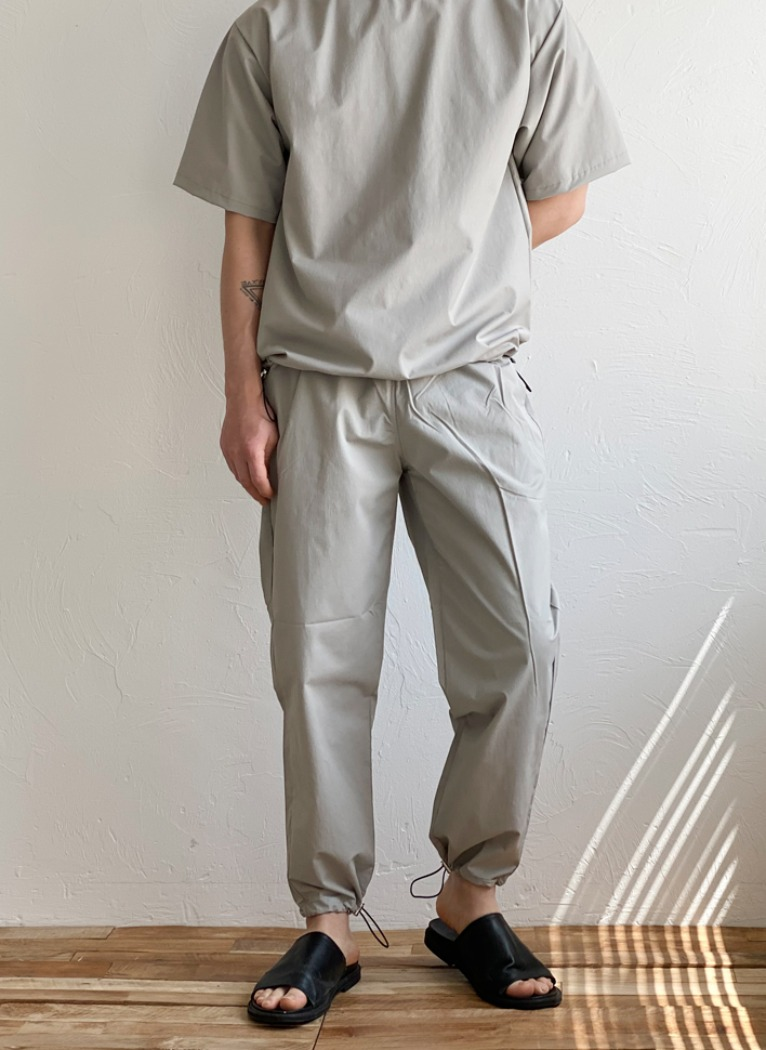 [Set-up] String Nylon Pants(4color)